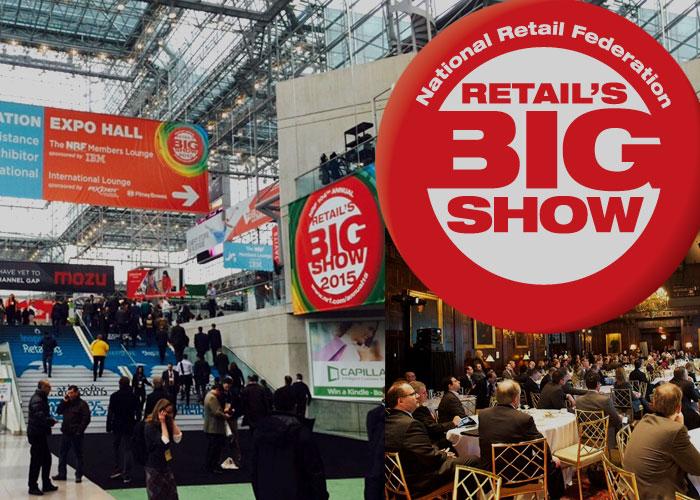 BTR Varese - Eventos de Varejo Mundial: NRF Retail´s Big Show New York.